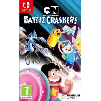 505 games game: Cartoon Network: Battle Crashers  Nintendo Switch