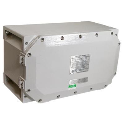 Axis voeding transformator: GP2 CCTV Panel 1 PS 24 V EAC - Grijs
