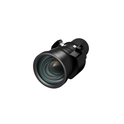 Epson Lens - ELPLW08 - Wide throw Projectielens - Zwart