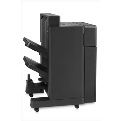 HP Color LaserJet boekjesmaker/finisher met 2/4-gaats perforator Uitvoerstapelaar