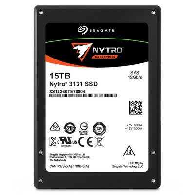 Seagate XS1600ME70014 solid-state drives