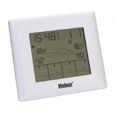 Mebus weerstation: 40215 - Wit
