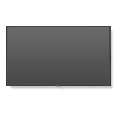 NEC MultiSync P484 Public display - Zwart