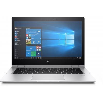 HP laptop: EliteBook x360 1030 G2 - Zilver (Renew)