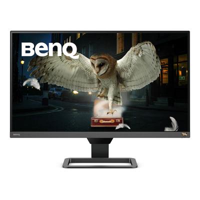 Benq EW2780Q Monitor - Zwart,Grijs