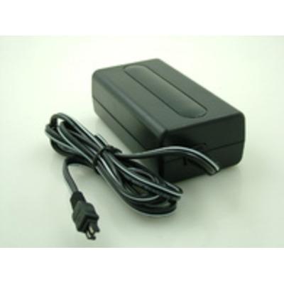 CoreParts 8.4V, 1.5A, Plug: 5.9 x 2.9 mm Netvoeding - Zwart
