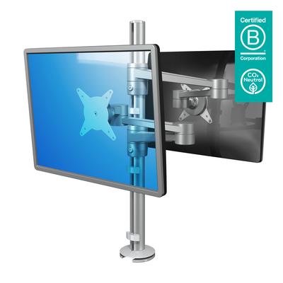 Dataflex monitorarm: ViewLite Monitorarm 142 - Zilver