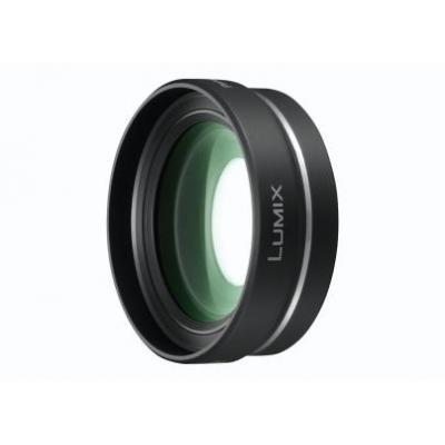 Panasonic DMWGMC1GU Macro conversion lens Camera lens - Zwart