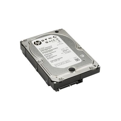 Hewlett Packard Enterprise 4-TB SATA 7200 vaste schijf Interne harde schijf
