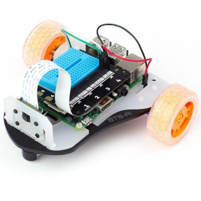 Pimoroni : STS-Pi - Build a Roving Robot! - Multi kleuren