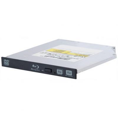 Samsung brander: BD-R/RE DL, DVD±R/R DL/RW, 4MB Cache, SATA, 165g - Zwart