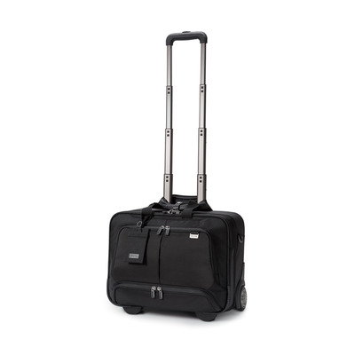 Dicota bagagetas: Top Roller Pro - Zwart