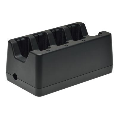 Panasonic 4-Bay, Black, f / Toughpad FZ-M1 Oplader - Zwart