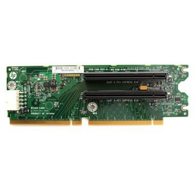 Hewlett Packard Enterprise PCIe Riser Board Interfaceadapter