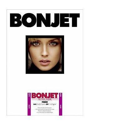 Bonjet Atelier Fibre Fotopapier - Wit