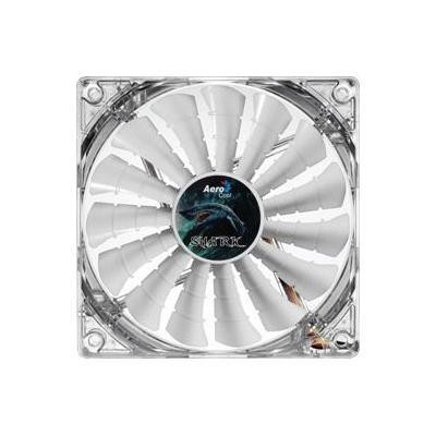 Aerocool Hardware koeling: Shark Fan White Edition 14cm - Wit