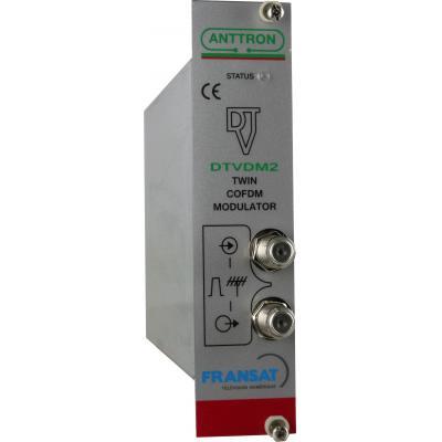 Anttron signaalomvormer: DTVDM2 - Grijs