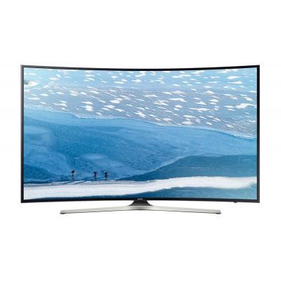 Samsung led-tv: UE55KU6100W - Zwart