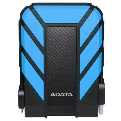 Adata externe harde schijf: HD710 Pro - Zwart, Blauw