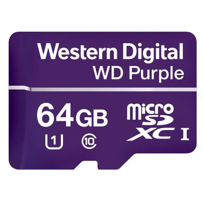 Western Digital Purple Flashgeheugen - Paars