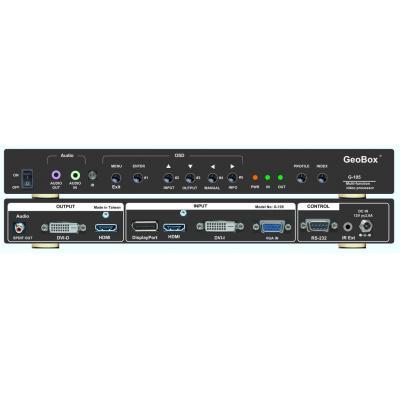 GeoBox VNS105001B10 Videomuur-processors