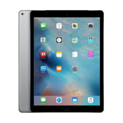 "Apple iPad Pro Wi-Fi + Cellular 128GB Space Gray 12.9"" Tablet - Grijs - Refurbished B-Grade"
