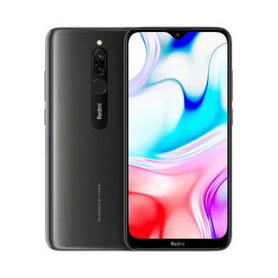 Xiaomi Redmi 8 Smartphone - Zwart 32GB