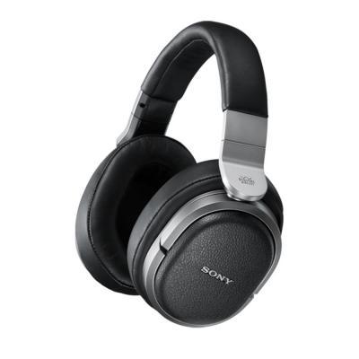 Sony koptelefoon: MDR-HW700DS - Zwart, Grijs