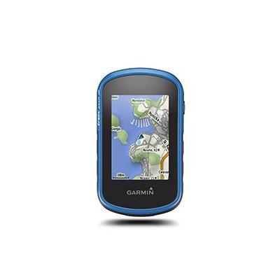 Garmin navigatie: eTrex Touch 25 - Zwart, Blauw