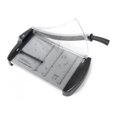 Avery snijmachine: Precision Cutter, A3 - Zwart, Zilver