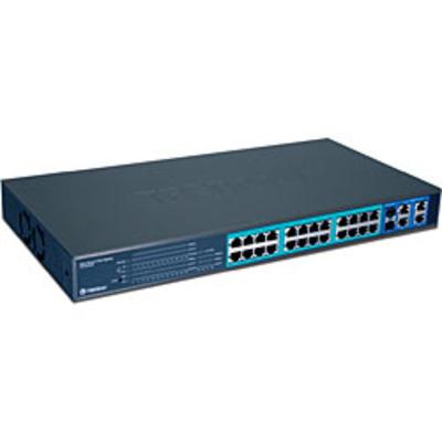 Trendnet TPE-224WS, 28-Port Gigabit Web Smart PoE Switch