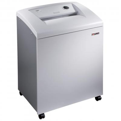 Dahle papierversnipperaar: 400 mm, 160 L, 50 dB, 1650 W, P-2/O-2/T-2/E-2 - Wit
