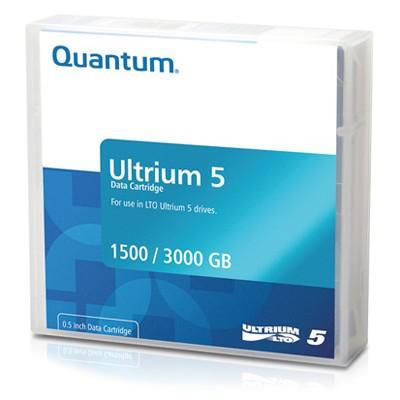 Quantum datatape: MR-L5MQN-20, LTO Ultrium 5, 20-pack