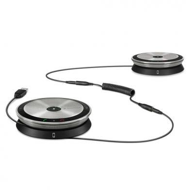 Sennheiser telefoonspeaker: SP 220 UC - Zwart, Zilver