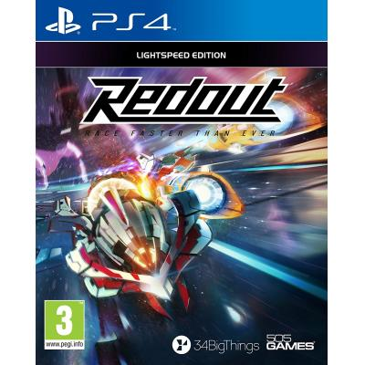 505 games game: Redout (Lightspeed Edition)  PS4