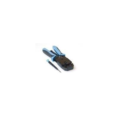 Advanced cable technology tang: Modular Krimptang HEAVY DUTY - Zwart