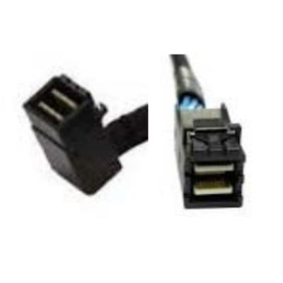 Intel mSAS-HD Cable Kit AXXCBL850HDHRT Kabel - Zwart