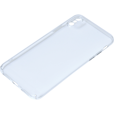 Sandberg Cover iPhone X/XS hard Clear Mobile phone case - Transparant