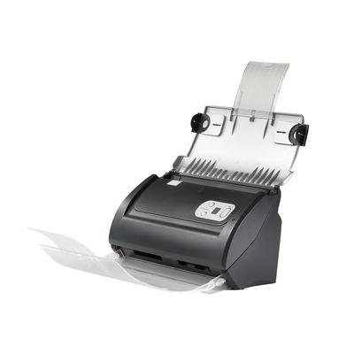 Plustek SmartOffice PS286 Plus Scanner - Zwart, Zilver