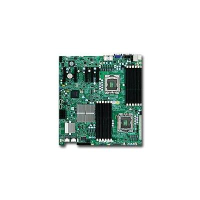Supermicro server/werkstation moederbord: Intel 5520, Intel Xeon 5600/5500, DDR3 1333/1066/800 MHz, Gigabit Ethernet, .....