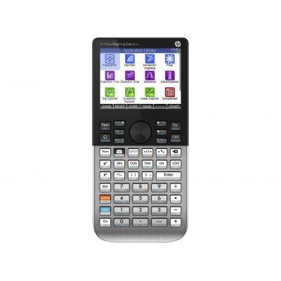 Hp calculator: Prime - Zwart, Zilver