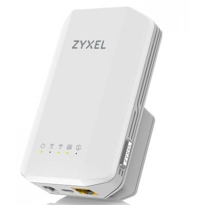 Zyxel router: WRE6606 - Wit