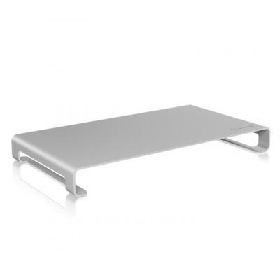 ICY BOX IB-LS200-LH notebooksteun - Zilver