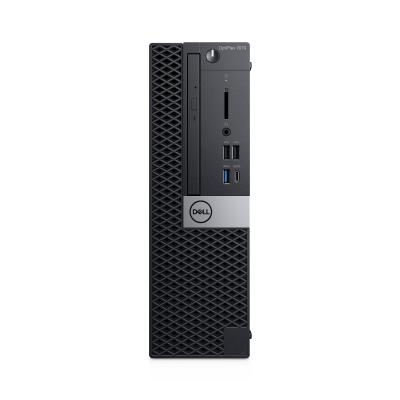 DELL OptiPlex 7070 i5 8GB RAM 256GB SSD Pc - Zwart