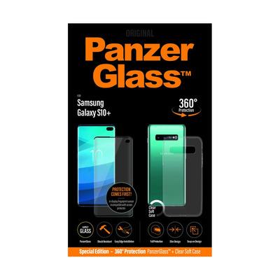 PanzerGlass Samsung Galaxy S10+ 360⁰ Protection Screen protector - Transparant