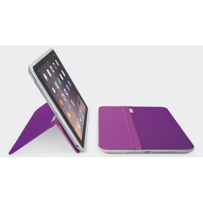 Logitech tablet case: AnyAngle Cover, Violet  voor iPad Air 2