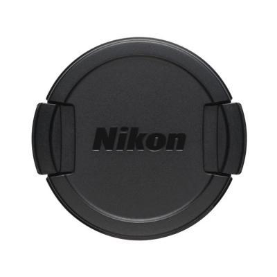 Nikon lensdop: LC-CP25 - Zwart