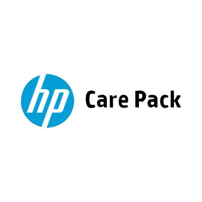Hp co-lokatiedienst: 4 jaar 9x5 softwareondersteuning voor Samsung Veilig aanmelden zonder server