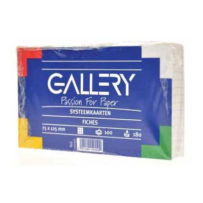 Gallery indexkaart: VERT HANGMAP A4 GEMS LEITZ X25