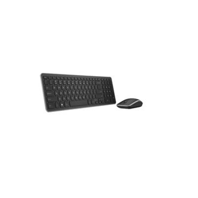 DELL toetsenbord: KM714 - Zwart, QWERTY